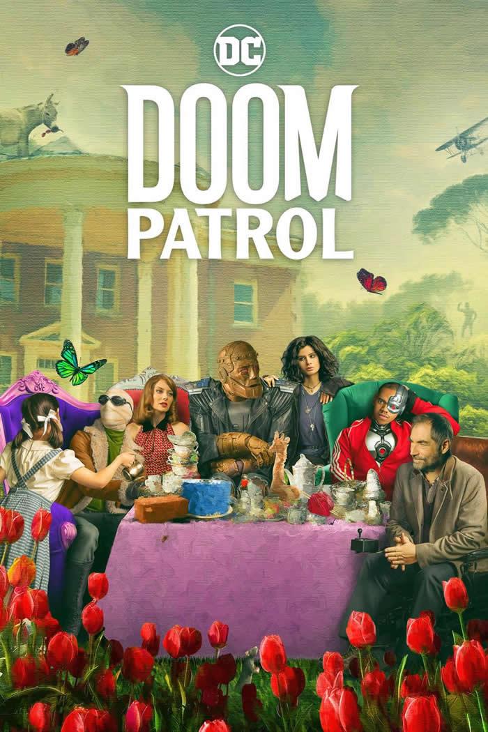 Doom Patrol stagione 2