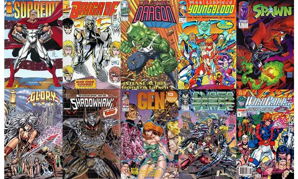 Fumetti USA anni 90: Image