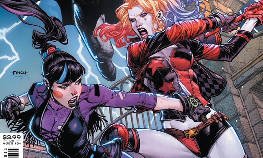 Punchline vs Harley Quinn