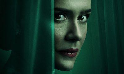 Ratched dettaglio locandina serie Netflix