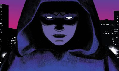 comiXology Originals - The Black Ghost