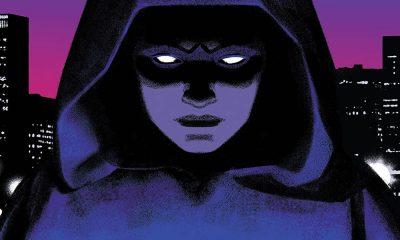 comiXology Originals - The Black Ghost