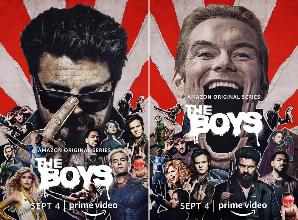 Prime Video uscite settembre 2020 - The Boys 2