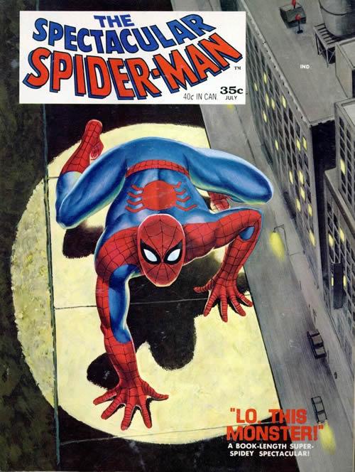 Spectacular Spider-Man 1