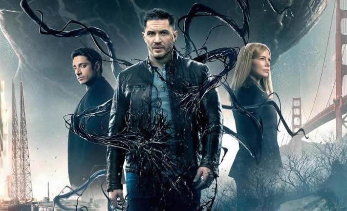 Venom - Il cast