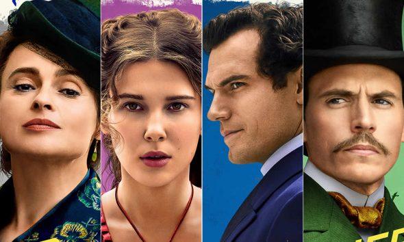 Enola Holmes Netflix