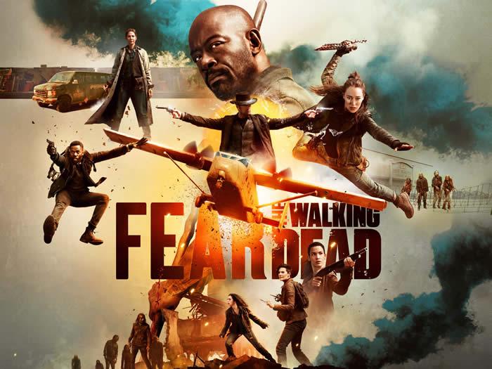 The Walking Dead Fear