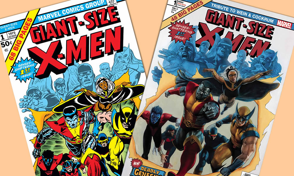 Giant-Size X-Men 1