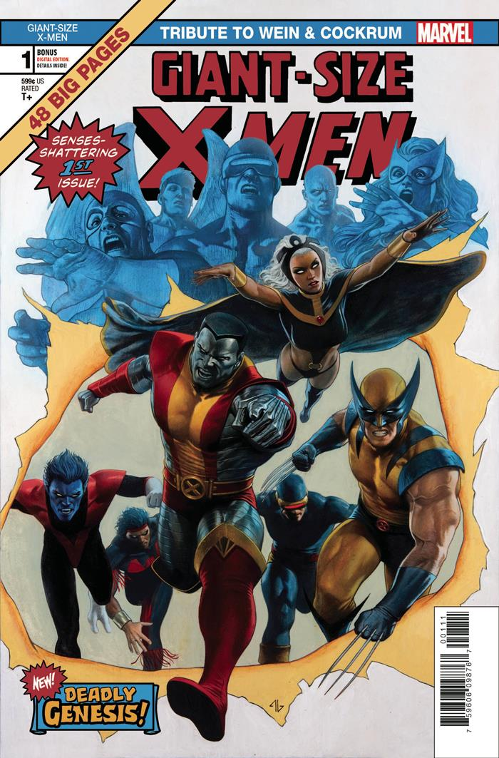 Giant-Size X-Men 1 Tribute to Wein & Cockrum