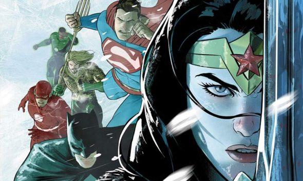 Endless Winter Justice League