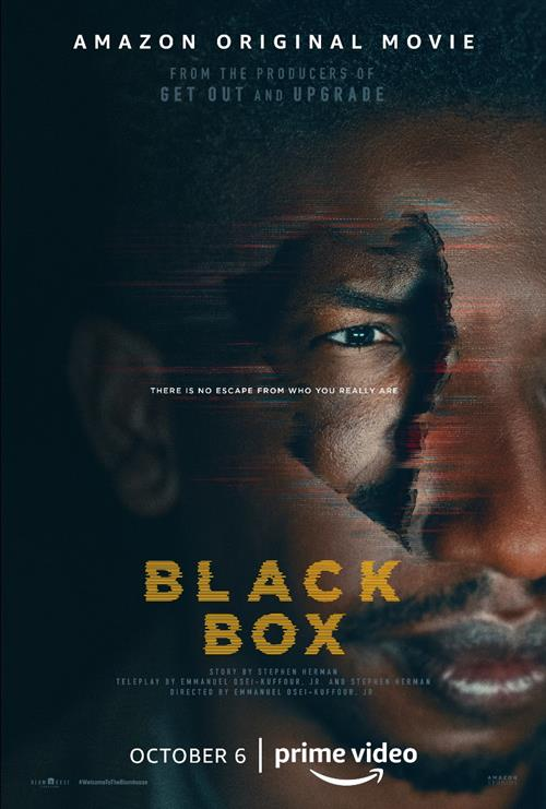 Prime Video uscite ottobre 2020 - Black Box