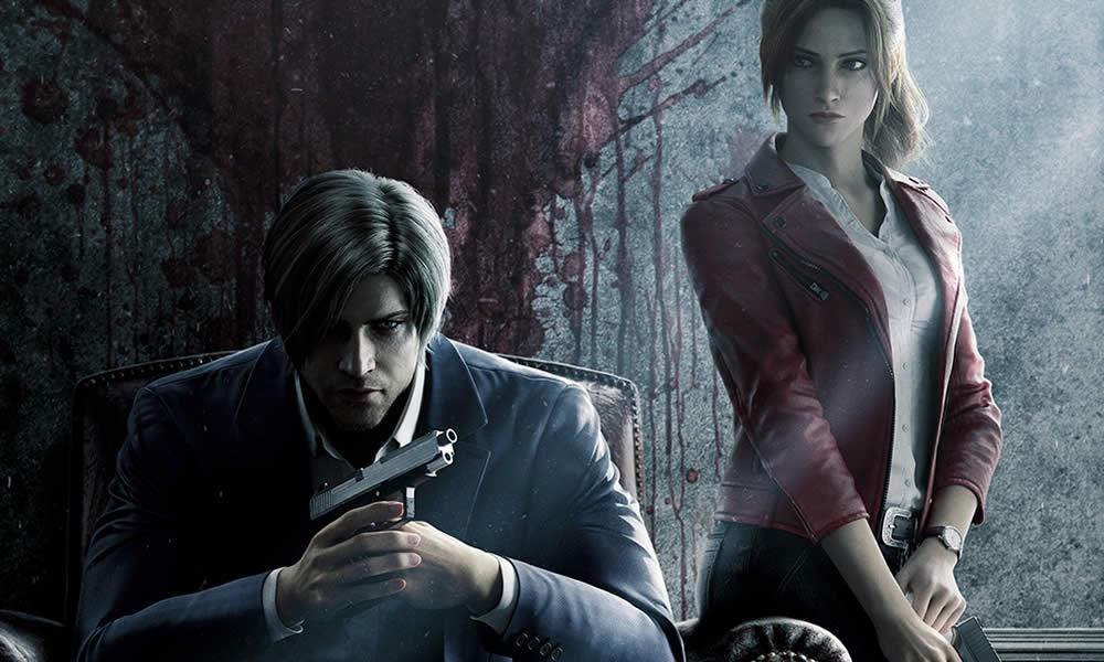 Resident Evil anime Netflix