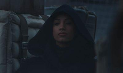 Sasha Banks in The Mandalorian