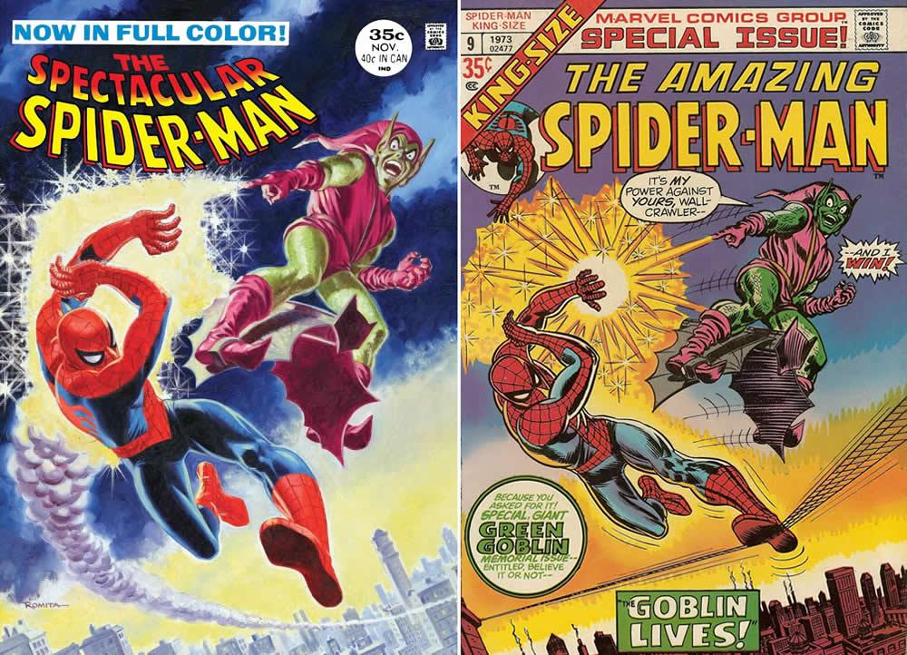 Spectacular Spider-Man 2 e ASM Annual 9