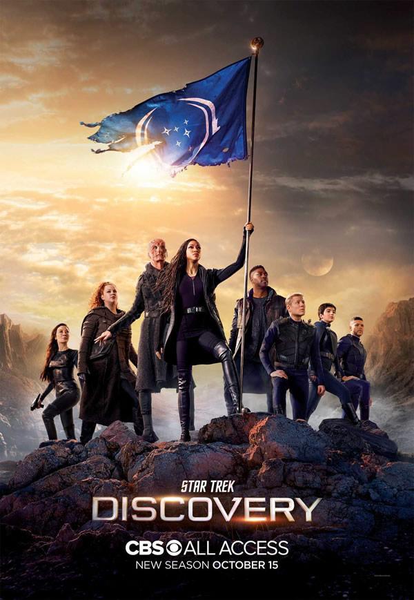 Star Trek Discovery stagione 3