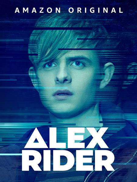 Nuove uscite Prime Video novembre - Alex Rider