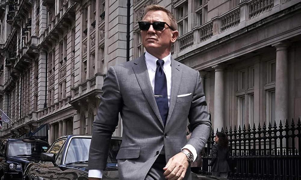 No Time To Die - Daniel Craig
