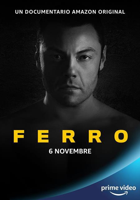 Nuove uscite Prime Video novembre - Ferro