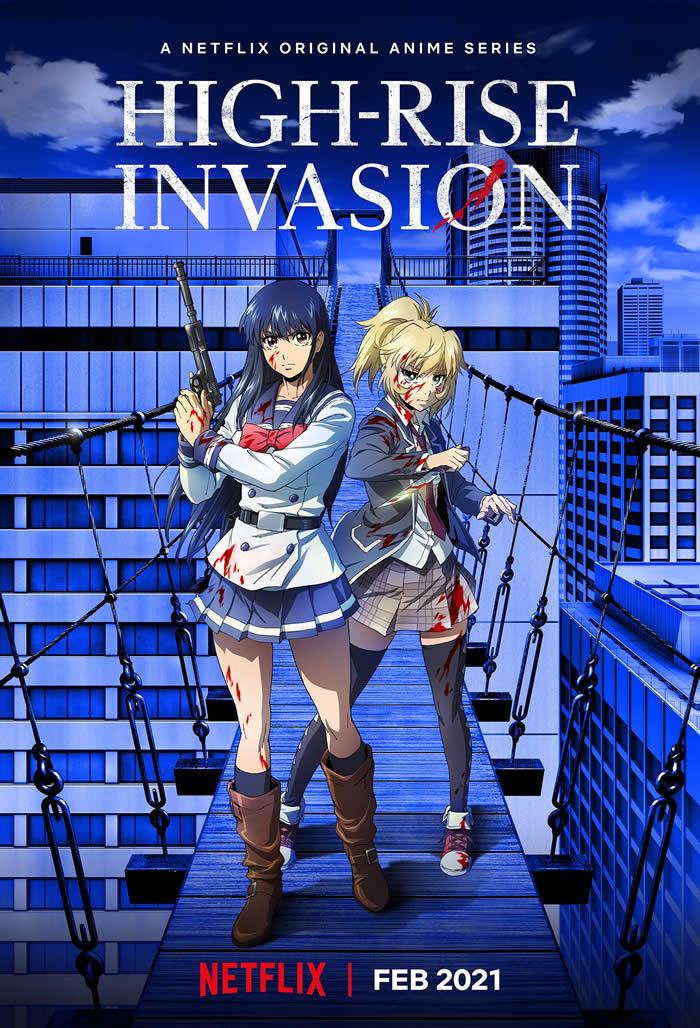 High-Rise Invasion Netflix