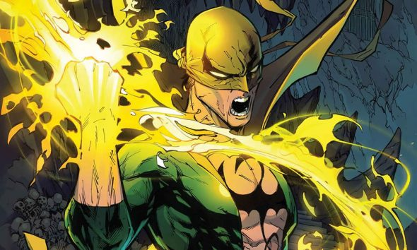 Iron Fist Heart of the Dragon