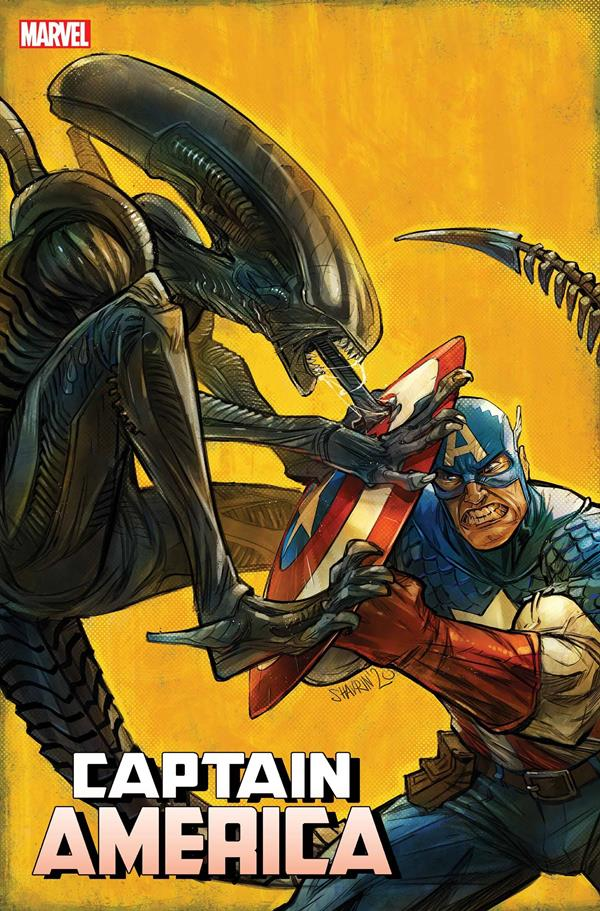 Marvel vs Alien