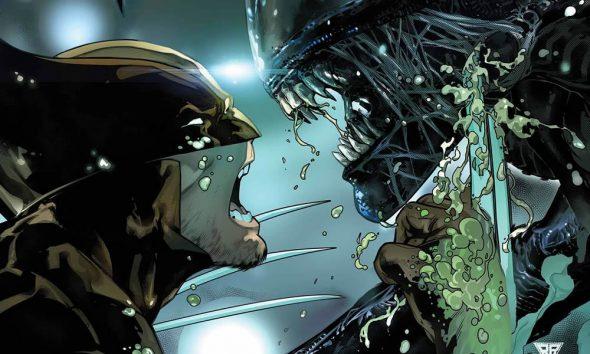 Marvel vs Aliens