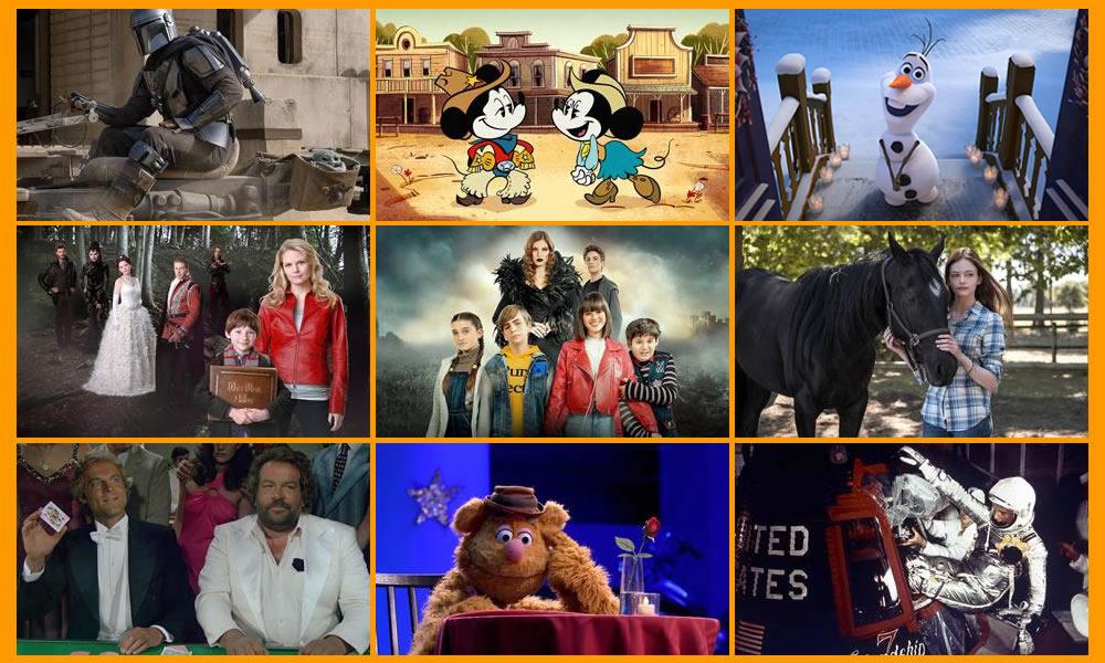Disney+ nuove uscite novembre 2020
