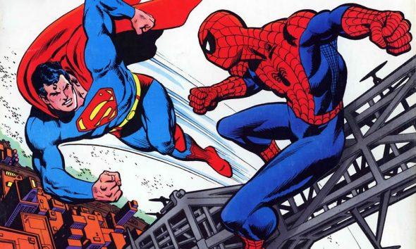 La Battaglia del Secolo - Superman vs Spider-Man