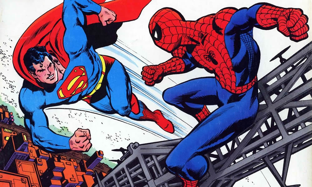 La Battaglia del Secolo - Superman vs Spider-Man