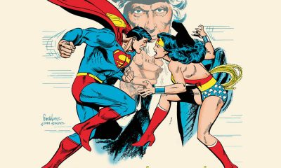 Superman Vs Wonder Woman