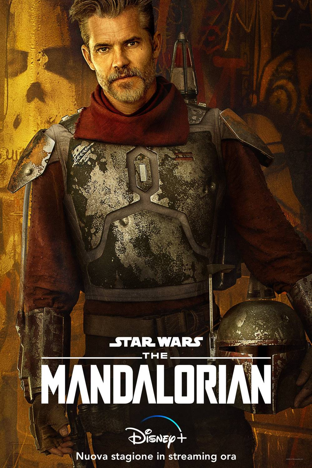 The Mandalorian 2 personaggi - Cobb Vanth