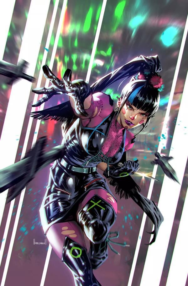 Punchline DC comics