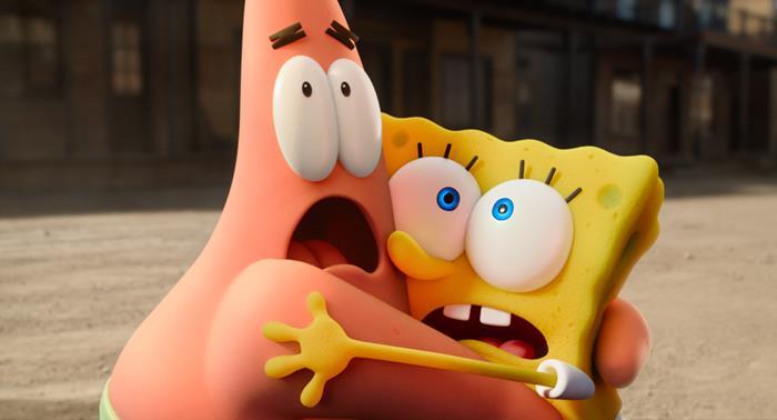 SpongeBob: Amici in fuga Netflix