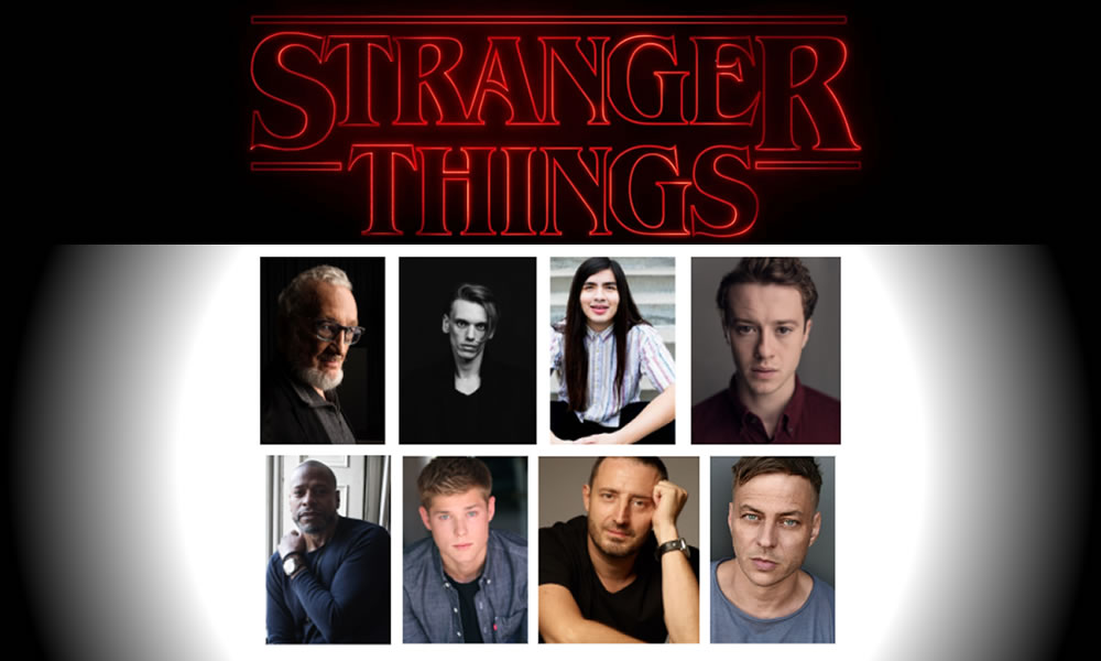 Stranger Things 4 - nuovi membri del cast