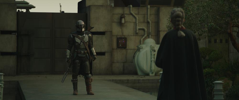 The Mandalorian 2 episodio 5
