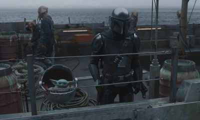 The Mandalorian 2 terzo episodio
