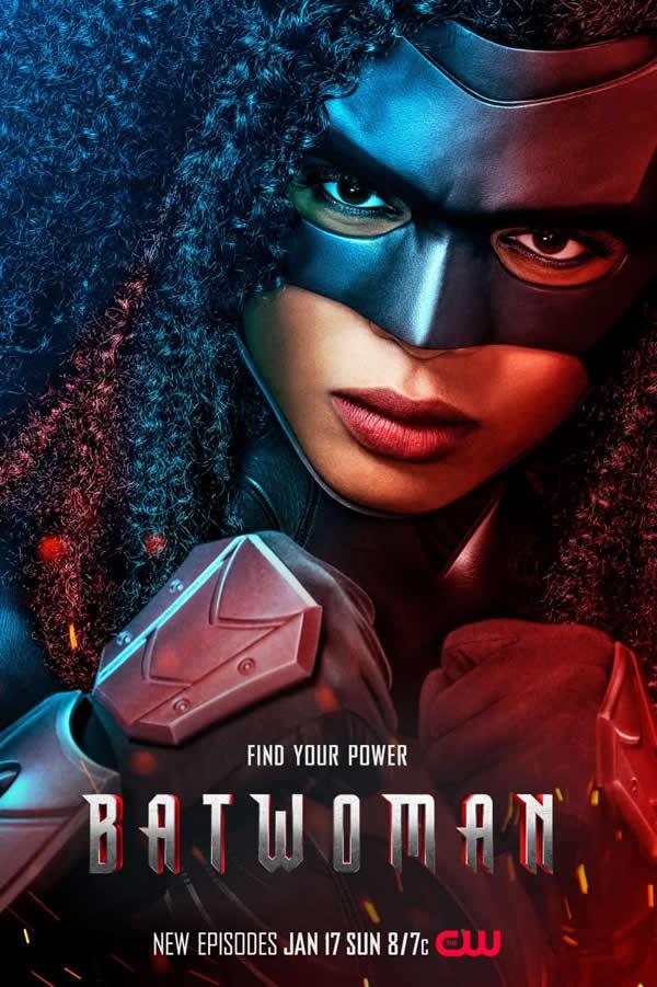 Batwoman 2 poster