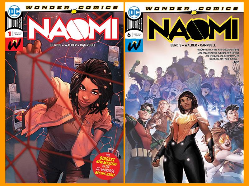 Naomi DC