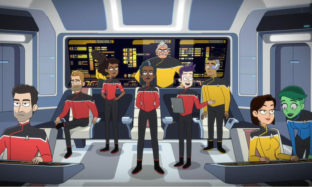Star Trek Lower Decks