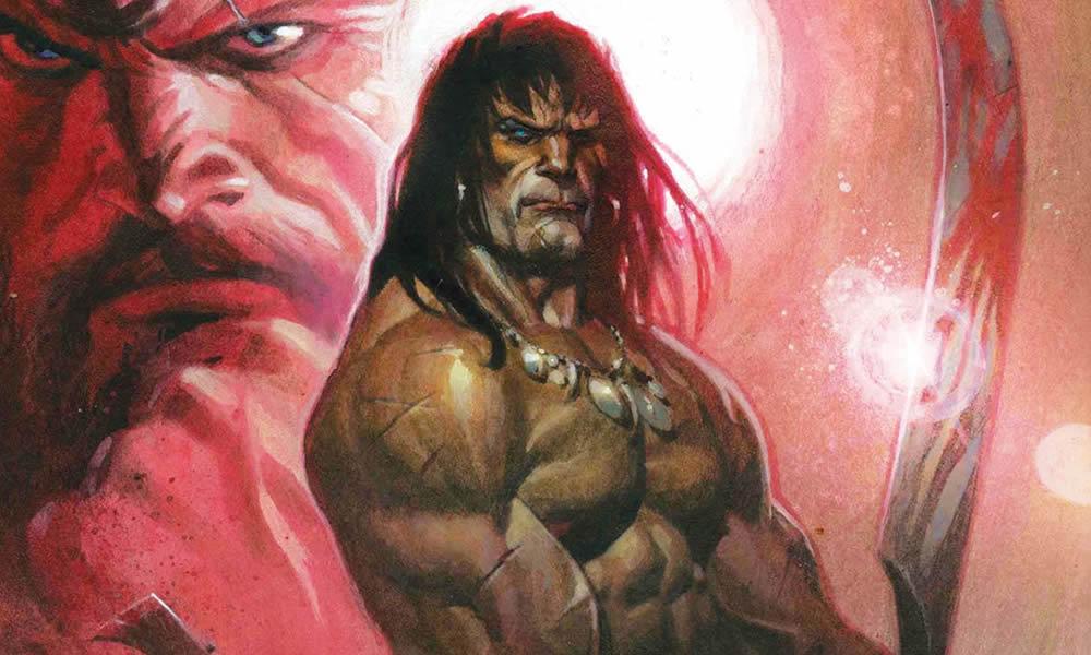 King-Size Conan- 50 anni di fumetti