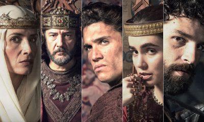 El Cid cast e personaggi