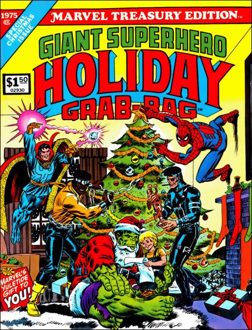 Marvel Natale 1975