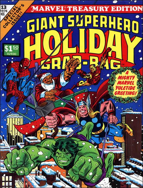 Marvel Natale 1976