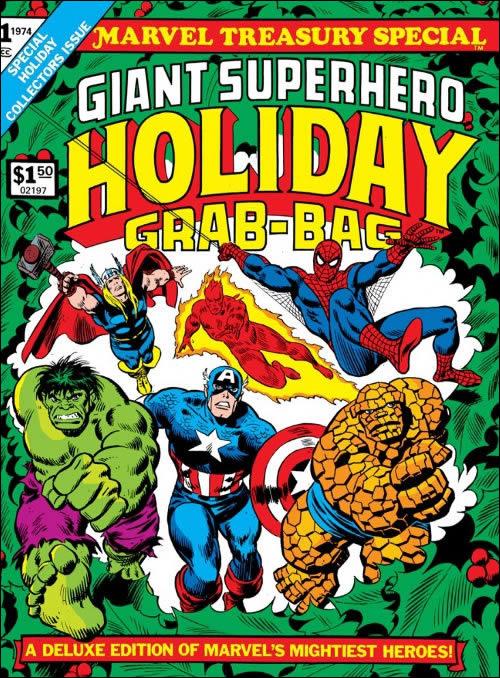 Marvel Treasury Special 1974