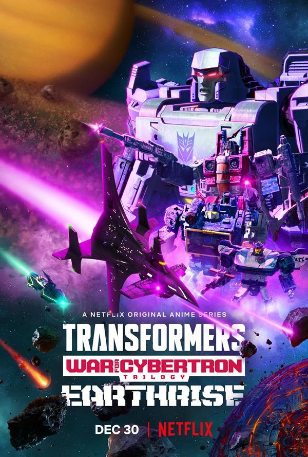 Transformers War for Cybertron Trilogy