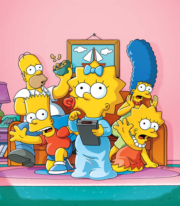 I Simpson stagione 31