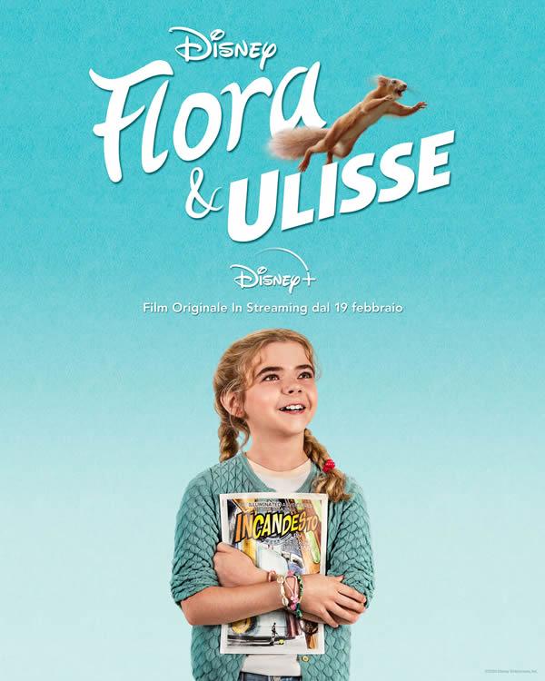 Flora e Ulisse - Poster