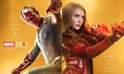 Marvel Studios Legends - Wanda e Visione