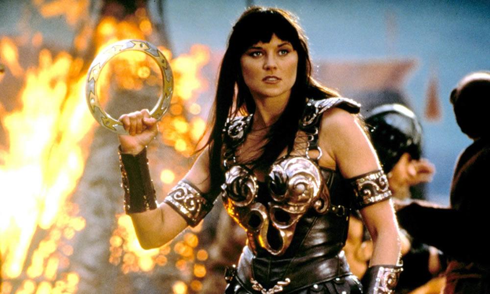 Xena, principessa guerriera adesso disponibile su Amazon Prime