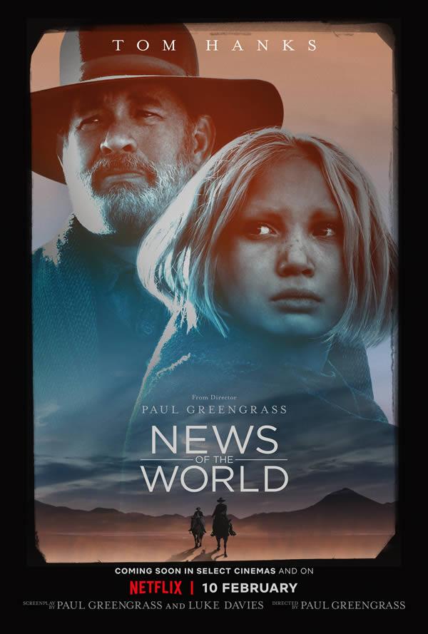 Notizie dal mondo Netflix - Locandina